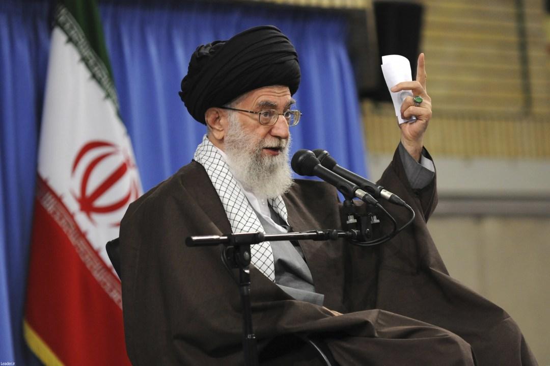 Верховний керівник Ірану Алі Хаменеї