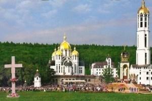 В Зарванице началось Всеукраинское военное паломничество