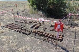 Кабмин изменил порядок утилизации ракет, боеприпасов и взрывчатых веществ