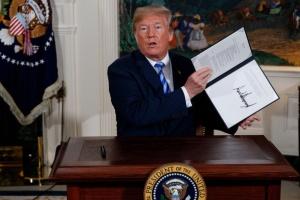 США ввели расширенные санкции против Ирана