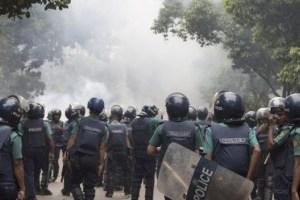 У Бангладеш силовики відкрили вогонь по демонстрантах: є загиблі