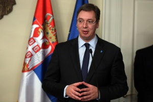 Президент Сербии поздравил Зеленского
