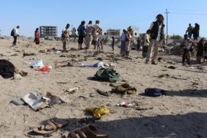 Унаслідок авіаударів у Ємені загинули понад 30 цивільних