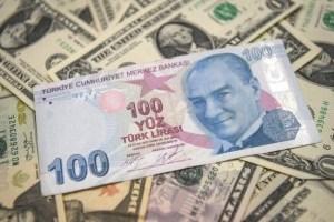 Турецкая лира демонстрирует рекордное падение