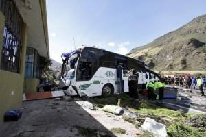 ДТП в Боливии: столкнулись два автобуса, погибли более 20 человек