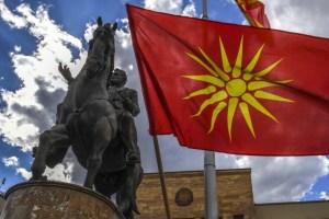У Північній Македонії тисячі людей вийшли на підтримку судових реформ