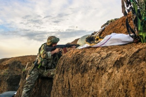 Donbass : les troupes armées illégales déploient des mortiers de calibre 82mm