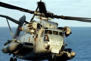 Канада прекратила поиски своего вертолета, который упал вблизи Греции