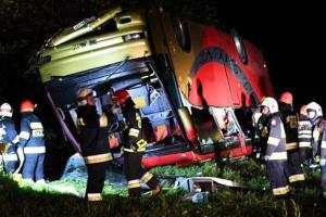 У Польщі померла сьома жертва ДТП з українським автобусом