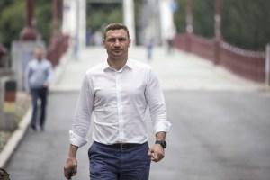 クリチコ・キーウ市長、自身の政党「ウダール」の最高会議選挙出馬を発表