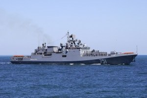 Росія закрила район в Азовському морі біля Керченської протоки для стрільб  - ЗМІ