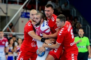 «Мотор» проиграл «Ольборгу» в гандбольной Лиге чемпионов