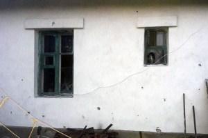 砲撃により、ドンバス水道社職員3名が負傷