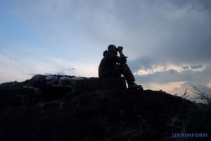 """Окупанти п'ять разів порушили """"тишу"""", троє українських військових поранені"""
