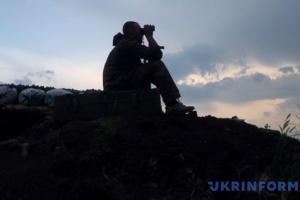 За добу окупанти 11 разів обстріляли позиції ЗСУ, один військовий поранений