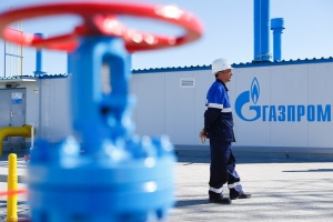 Gazprom increases gas transit through Ukraine to a maximum