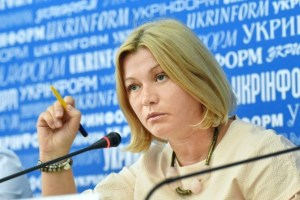 Від РФ немає позитивних сигналів щодо політв'язнів і заручників - Ірина Геращенко