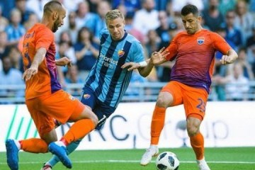 El Mariúpol se impone al Djurgarden y  avanza a la tercera ronda de clasificación de la Europa League