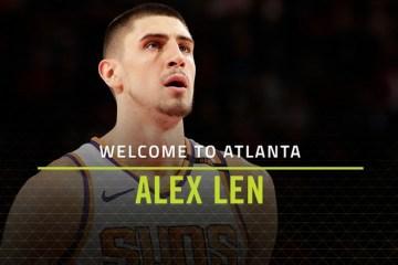 Alex Len joins Atlanta Hawks