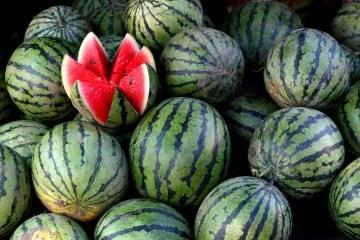 Из буковинских рынков изъяли 600 кг нитратных арбузов и дынь