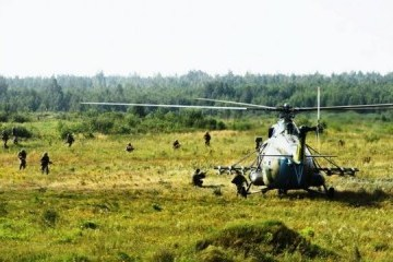 Ukrainian Armed Forces hold Heat 2018 exercises