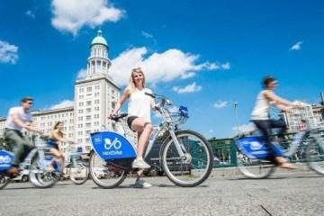 基辅将出现共享单车