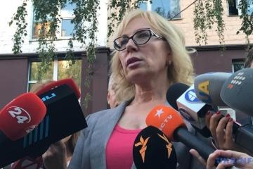 Denisova calls on Canada to put pressure on Russia for release of Ukrainian political prisoners