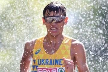Atletismo: Marian Zakalnytsky se proclama campeón de Europa en marcha atlética