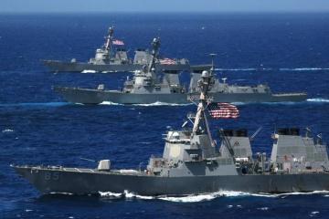 Військові США можуть провести операцію в Чорному та Азовському морях