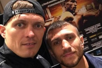 Lomachenko outstrips Usyk in best boxers ranking - BoxRec