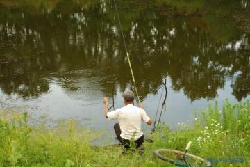 Завтра стартует рыболовный сезон на Киевщине