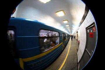 """Estación de metro """"Shuliavska"""" en Kyiv permanece cerrada tras una llamada alertando de bomba"""
