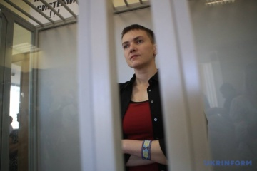 Sawtschenkos Schwester reicht Unterlagen bei Wahlkommission ein - ohne Anzahlung