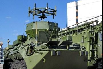 俄罗斯在顿巴斯测试最新无线电电子战系统