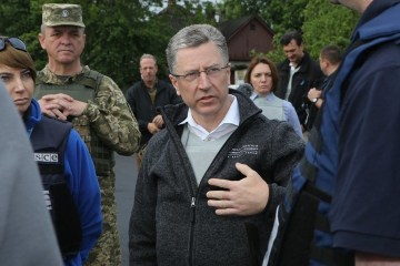 沃尔克:俄罗斯一再阻挠顿巴斯的欧安组织使团