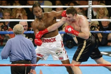 Klitschko, Lewis to play chess in Kyiv