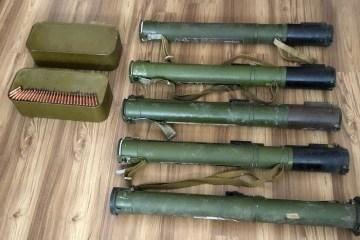 SBU blocks sale of weapons in various regions of Ukraine