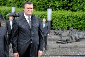 キーウ市裁判所、ヤヌコーヴィチ前大統領の国家反逆罪容疑の判決を24日に発表