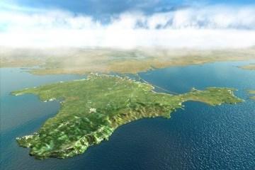 被占领的克里米亚有131张乌克兰资源利用许可证