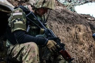 """联合部队行动:武装分子两次违反""""停火""""协议,没有造成士兵死亡"""