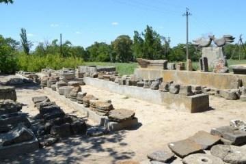 考古学家在奥利维亚发现一座古堡垒,可据此扩大城市边界