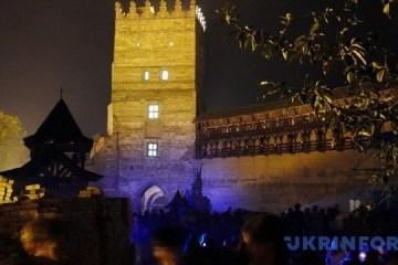 """""""卢茨克城堡之夜""""邀请游客前来参加"""