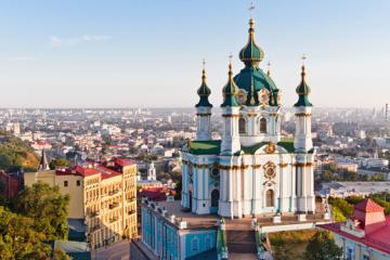 ポロシェンコ大統領、コンスタンティノープル総主教へのアンドリー教会譲渡を提案