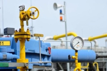 Already 16 bln cu m of gas accumulated in Ukrainian storage facilities