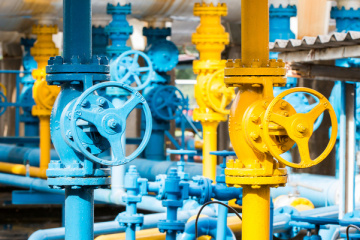 Ukraine pumps 7.2 bcm of gas to underground storage facilities for 7 months