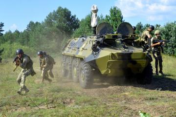 联合部队行动:40多次袭击,士兵2死2伤