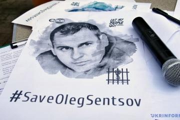 US-Außenministerium fordert erneut Russland auf, Senzow freizulassen