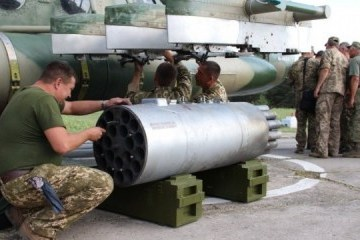 """Ucrania ha probado un nuevo misil """"Oskol"""" (Fotos)"""