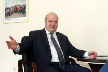 Ambassador Chaly: Ukraine wants to purchase latest air defense systems from US