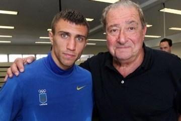 Boxen: Arum will Kampf Lomachenko - Garcia im nächsten Frühjahr organisieren